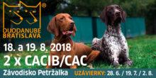 Int Dogshow Bratislava 19.08.2018