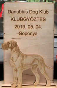 Danubius Dogclub 2019